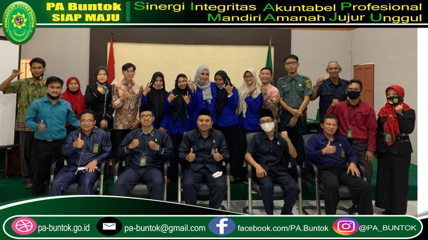 Selamat kembali ke UIN Antasari Banjarmasin Para Mahasiswa yang Budiman, Semoga Sukses